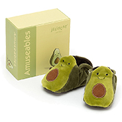 Jellycat Baby Booties